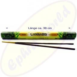 Tulasi Cannabis indische XL Räucherstäbchen