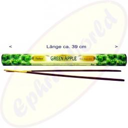 Tulasi Green Apple indische XL Räucherstäbchen