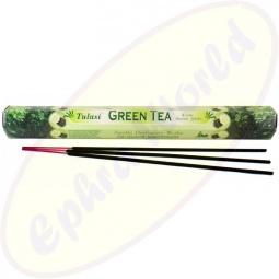 Tulasi Green Tea Räucherstäbchen