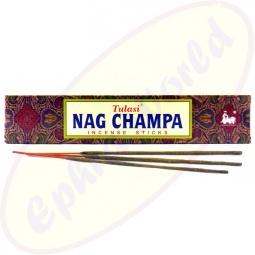 Tulasi Nag Champa indische Masala Räucherstäbchen