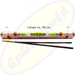 Tulasi White Musk XL indische Räucherstäbchen