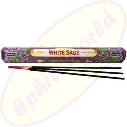 Tulasi White Sage indische Räucherstäbchen