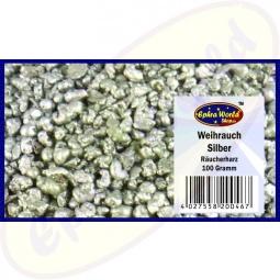 Weihrauch Silber Räucherharz 100g