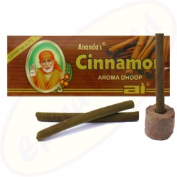 Anand Sai Darshan Cinnamon (Zimt) Dhoop Sticks
