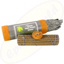 Ancient Tibetian Frankincense (Weihrauch) Incense Sticks