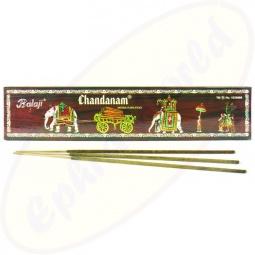 Balaji Chandanam indische Premium Masala Räucherstäbchen