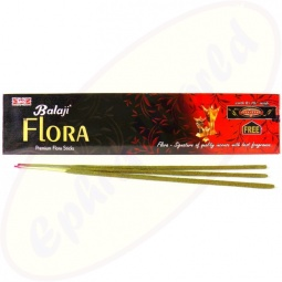 Balaji Flora indische Premium Masala Räucherstäbchen
