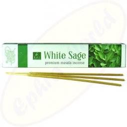 Balaji White Sage indische Masala Räucherstäbchen