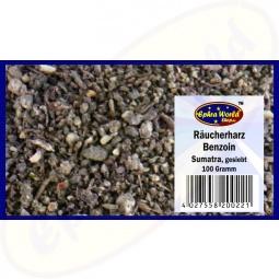 Benzoin Sumatra Räucherharz gesiebt 100g
