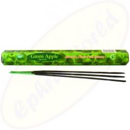 bic Brand Green Apple indische Räucherstäbchen