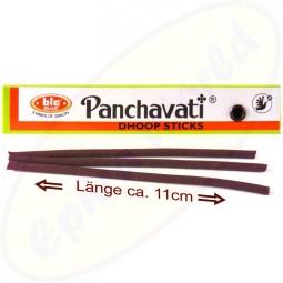 bic Brand Panchavati Dhoop Sticks Long Size 10er