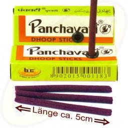 bic Panchavati Dhoop Sticks Mini 20er