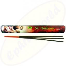 bic Brand St. Anthony indische Räucherstäbchen