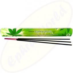 Darshan Cannabis Räucherstäbchen