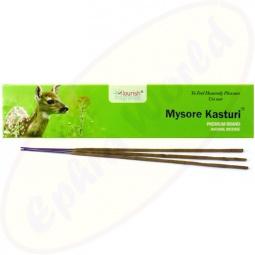 Flourisch Mysore Kasturi indische Masala Räucherstäbchen