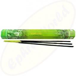 Flute Aloe Vera indische Räucherstäbchen
