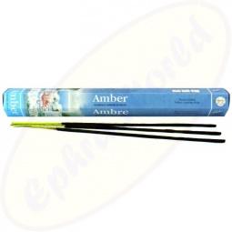 Flute Amber indische Räucherstäbchen