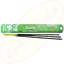 Flute Arruda indische Räucherstäbchen
