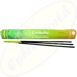 Flute Cannabis indische Räucherstäbchen