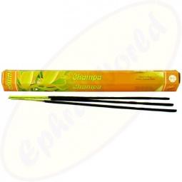Flute Champa indische Räucherstäbchen