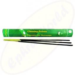 Flute Cleaning Powers indische Räucherstäbchen