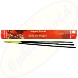 Flute Dragon Blood indische Räucherstäbchen