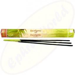 Flute Eucalyptus indische Räucherstäbchen