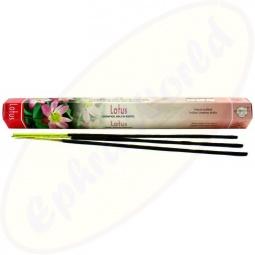 Flute Lotus indische Räucherstäbchen