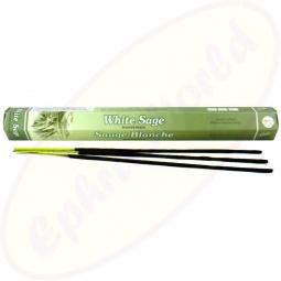 Flute Brand White Sage indische Räucherstäbchen