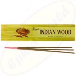 Fresh Indian Wood Flora Räucherstäbchen