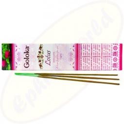 Goloka Masala Lotus indische Räucherstäbchen
