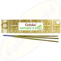 Goloka Nature´s Nest Masala Räucherstäbchen