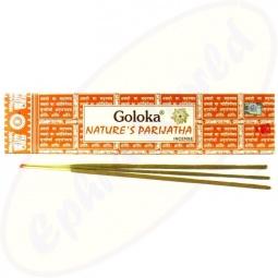 Goloka Nature´s Parijatha indische Masala Räucherstäbchen