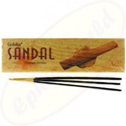 Goloka Sandal Premium indische  Räucherstäbchen