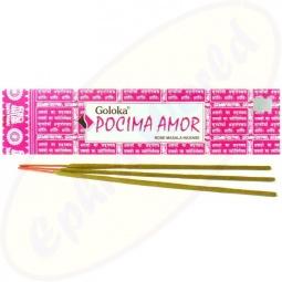 Goloka Pocima Amor indische Masala Räucherstäbchen