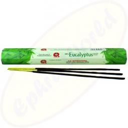 GR International Eucalyptus indische Räucherstäbchen