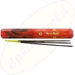 GR Red Rose indische Räucherstäbchen