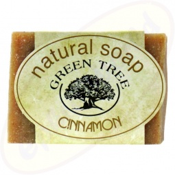 Green Tree Cinnamon Pflegeseife 100g