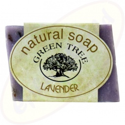Green Tree Lavendel Pflegeseife 100g
