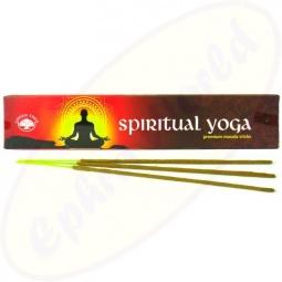 Green Tree Masala Spiritual Yoga Räucherstäbchen