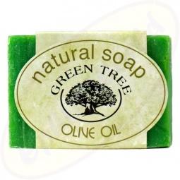 Green Tree Olive Oil Pflegeseife 100g
