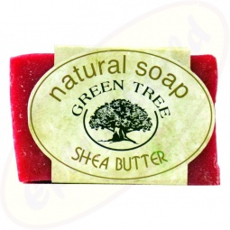 Green Tree Shea Butter Pflegeseife 100g