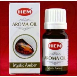HEM Aroma Oil Mystic Amber - Duftöl