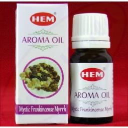 HEM Aroma Oil Mystic Frankincense Myrrh
