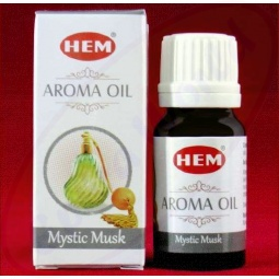 HEM Aroma Oil Mystic Musk - Duftöl