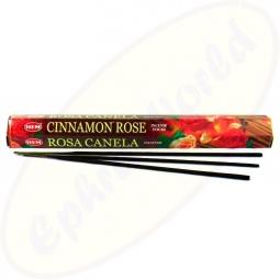 HEM Cinnamon indische Rose Räucherstäbchen