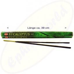 HEM Eucalyptus extra lange indische Räucherstäbchen