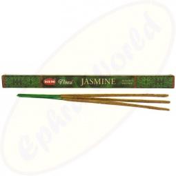HEM Flora Jasmine indische Masala Räucherstäbchen