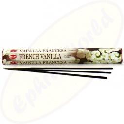 HEM French Vanilla indische Räucherstäbchen