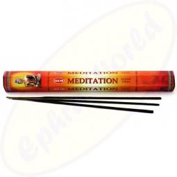 HEM Meditation indische Räucherstäbchen